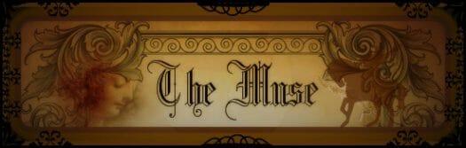 Muse Blog Journal Signature Banner