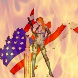CGIllustration Patriotic