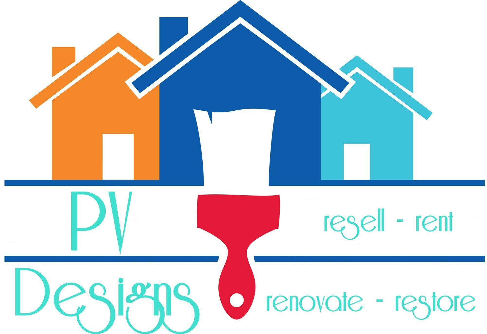 PV-Designs Logo