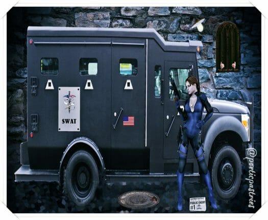 Epic SWAT Game layout