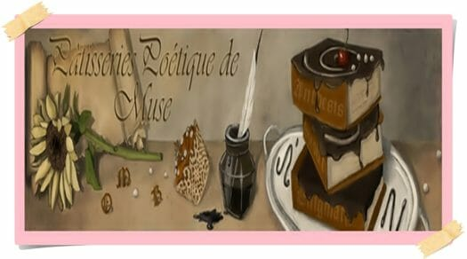 Romantic oil painting with chocolate, books, quill and sunflowers