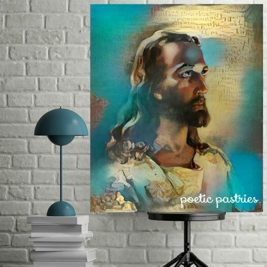 Vision of the Christ - Wall Decor Art