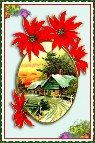 Free-Vintage-Remastered-Christmas-Town-Postcard-from_Poetic