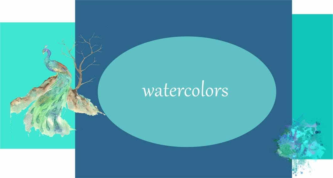Watercolor Placeholder