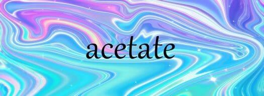 acetate gallery