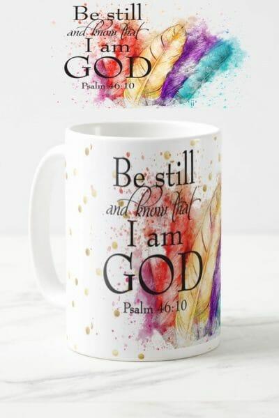 Watercolor Faith