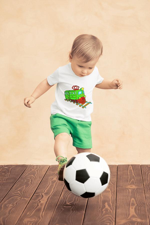 Children's t-shirt Styles