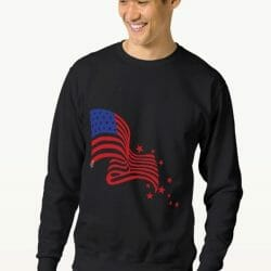 Gallery Clothing - Patriotic T-Shirt USA Pride