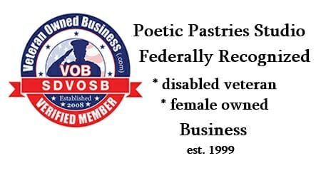 Poetic-Pastries-Federally-Recognized-Disabled-Veteran-Owned-Woman-Owned-Business